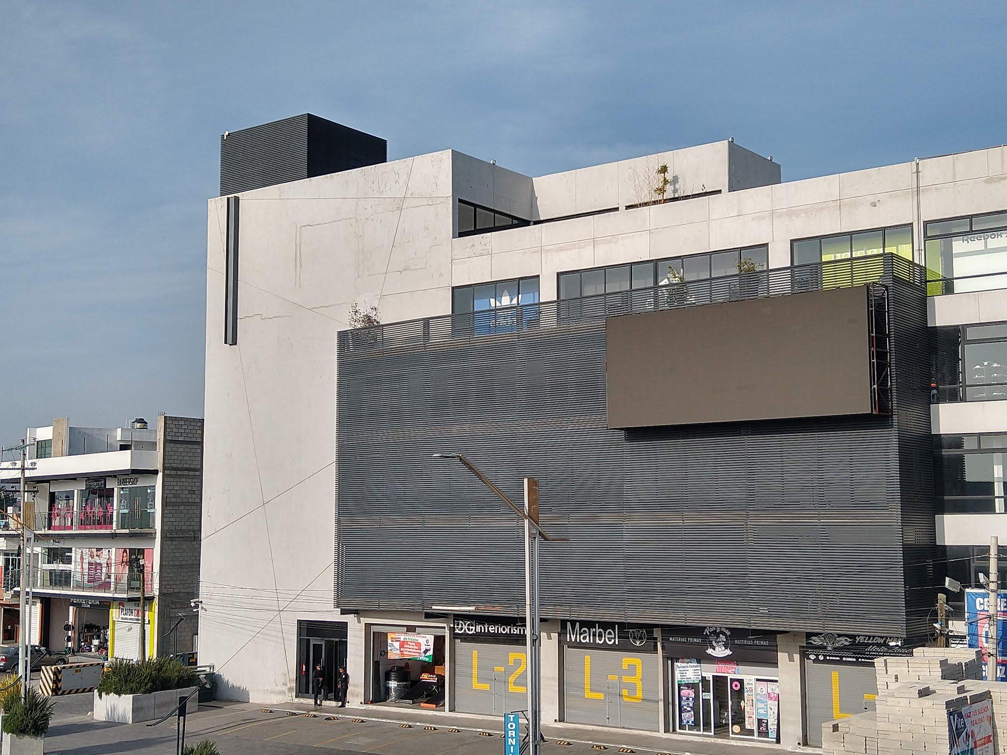 about edificio
